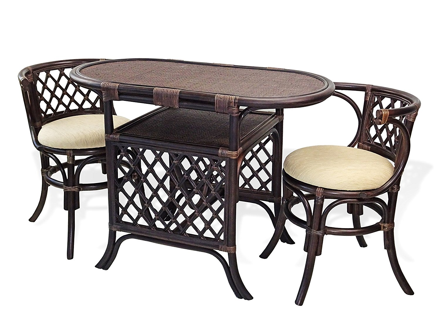 Buy Borneo 3 Pc Dining Set In Usa Best Price Free