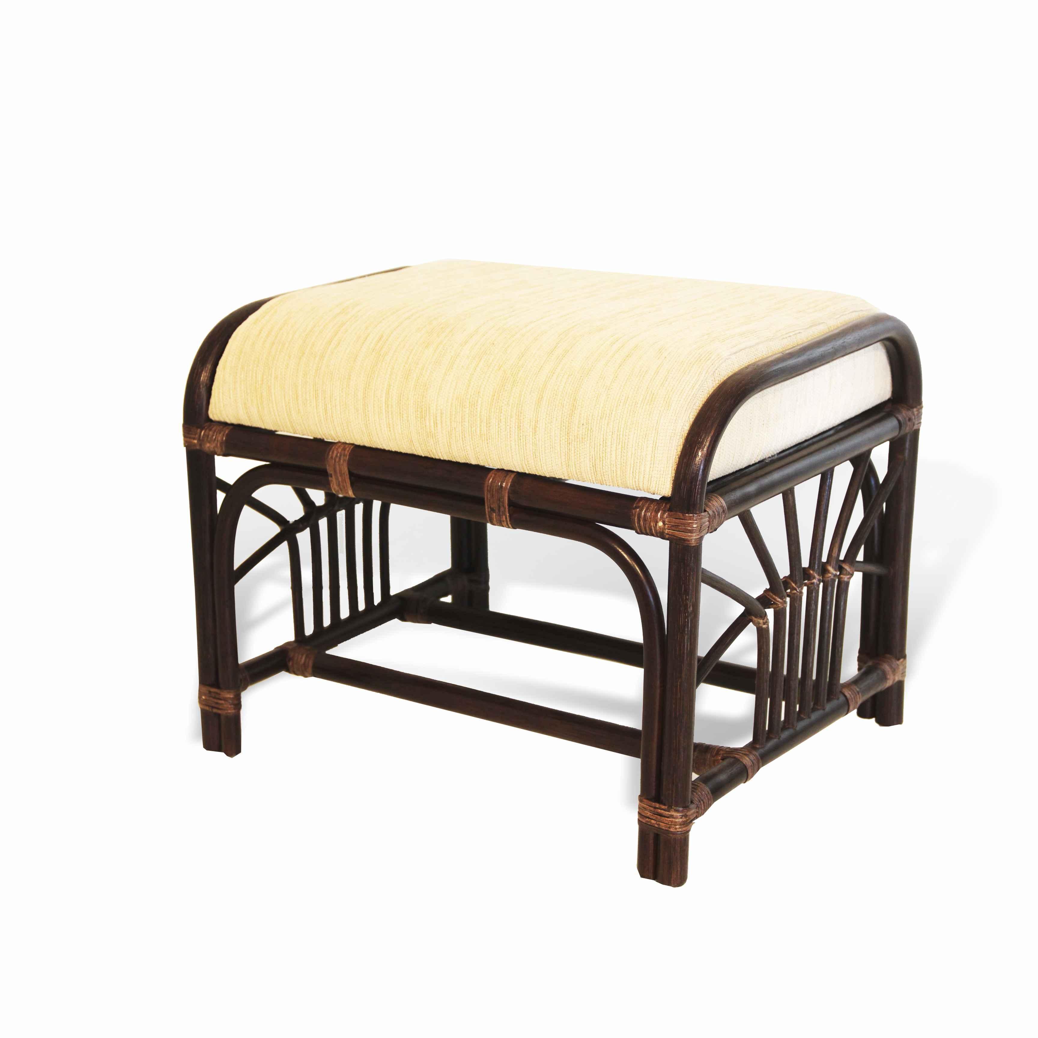 Java 2 pc Living room Set with Ottoman stool – Rattan USA