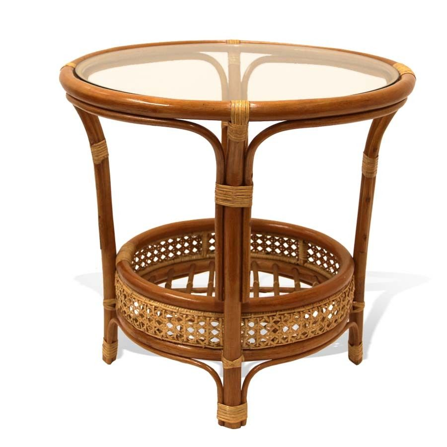 Wicker Coffee Table Indoor Uk: Buy Pelangi Round Coffee Table In USA, Best Price, Free