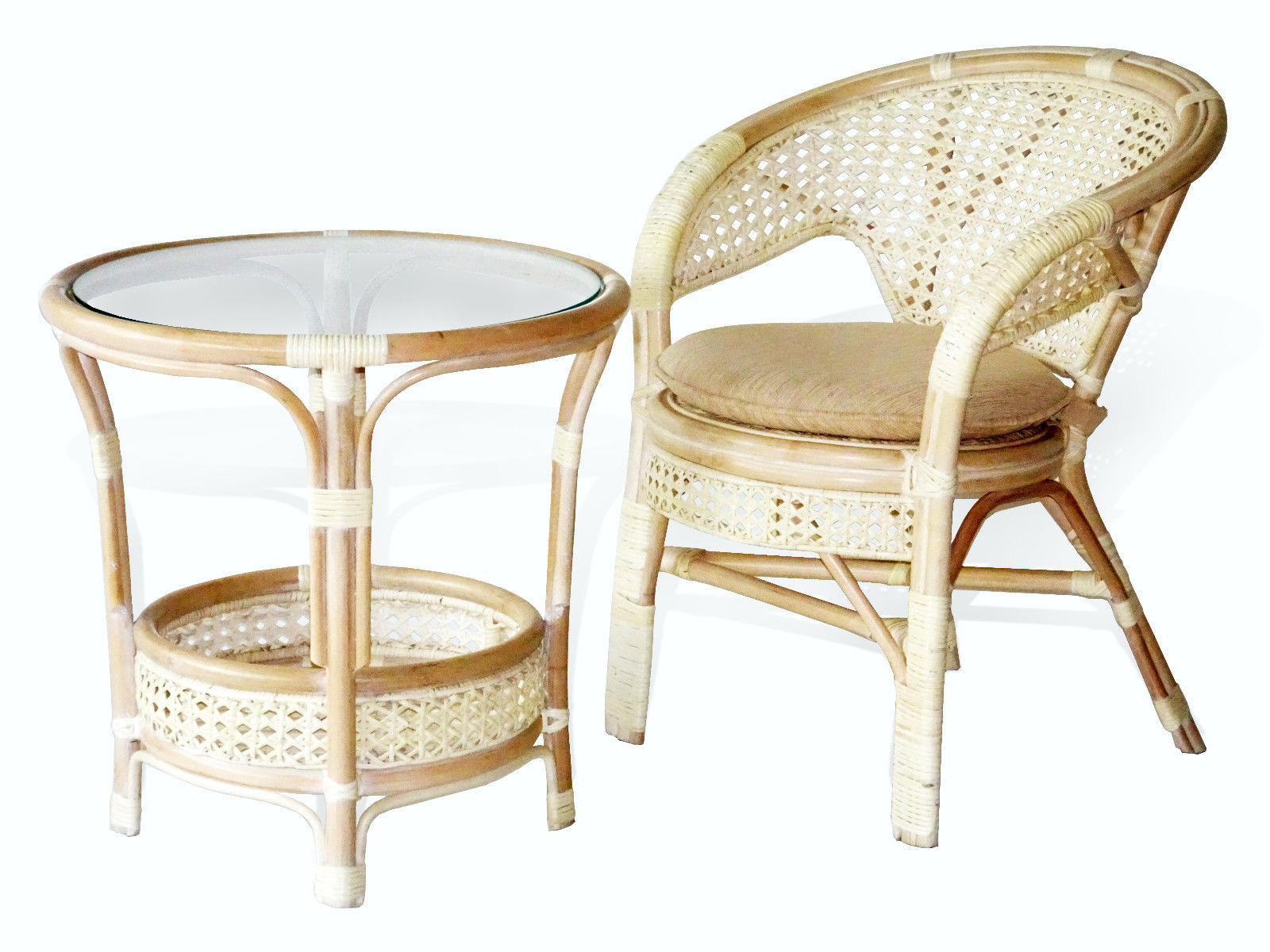 Buy Pelangi Round Coffee Table In Usa Best Price Free