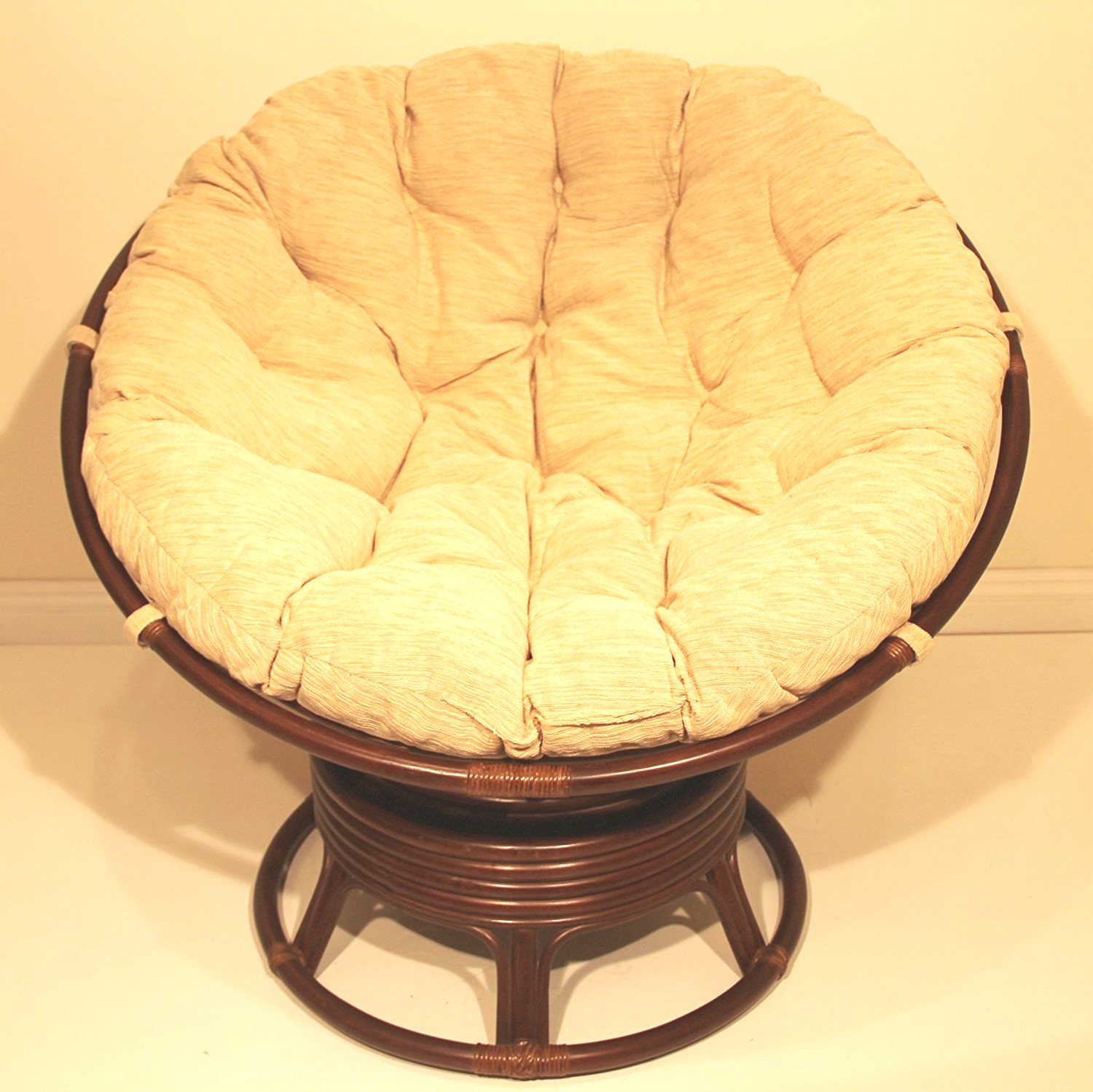Buy Papasan Swivel Chair In Usa Best Price Free Shipping