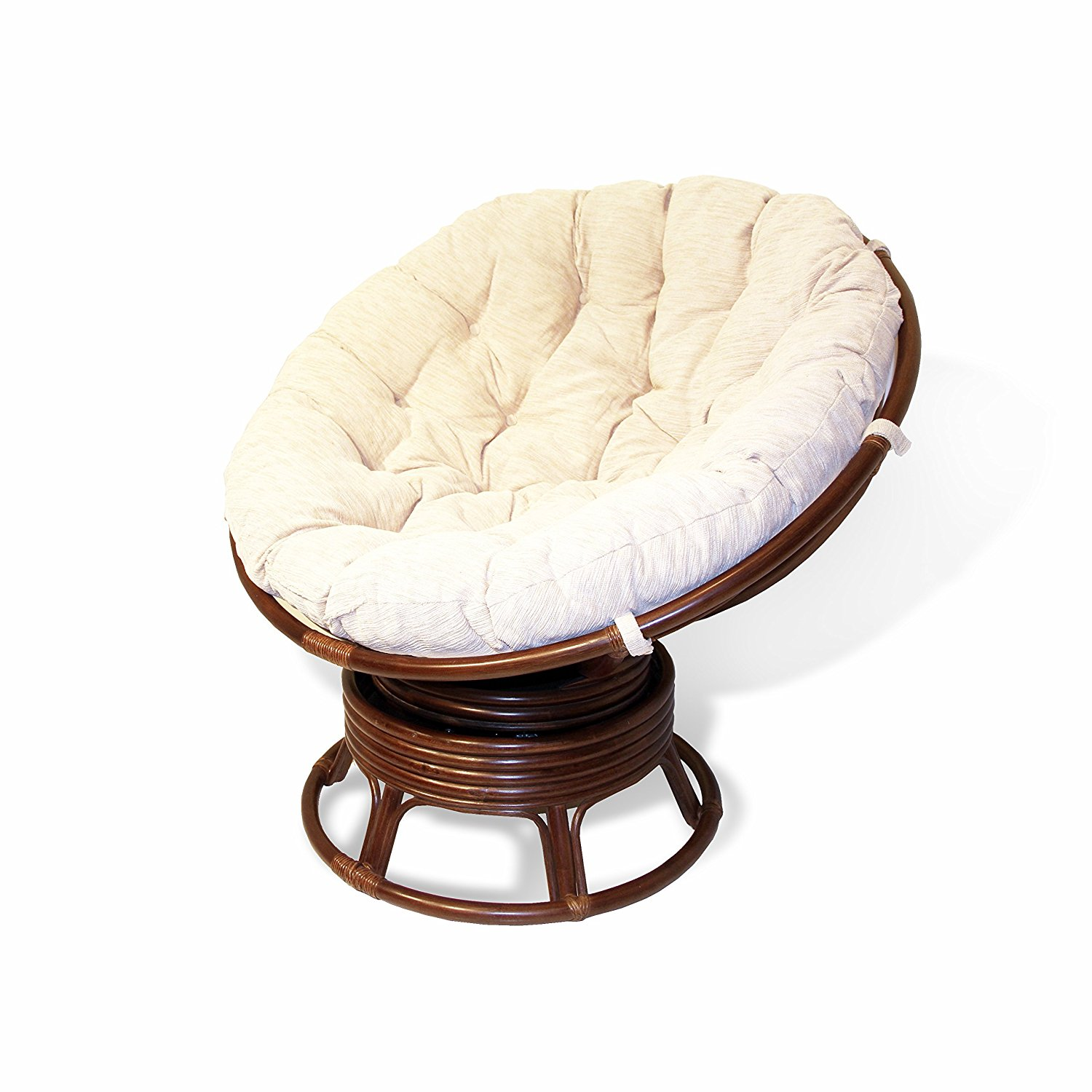 Surprising Papasan Swivel Chair Ibusinesslaw Wood Chair Design Ideas Ibusinesslaworg