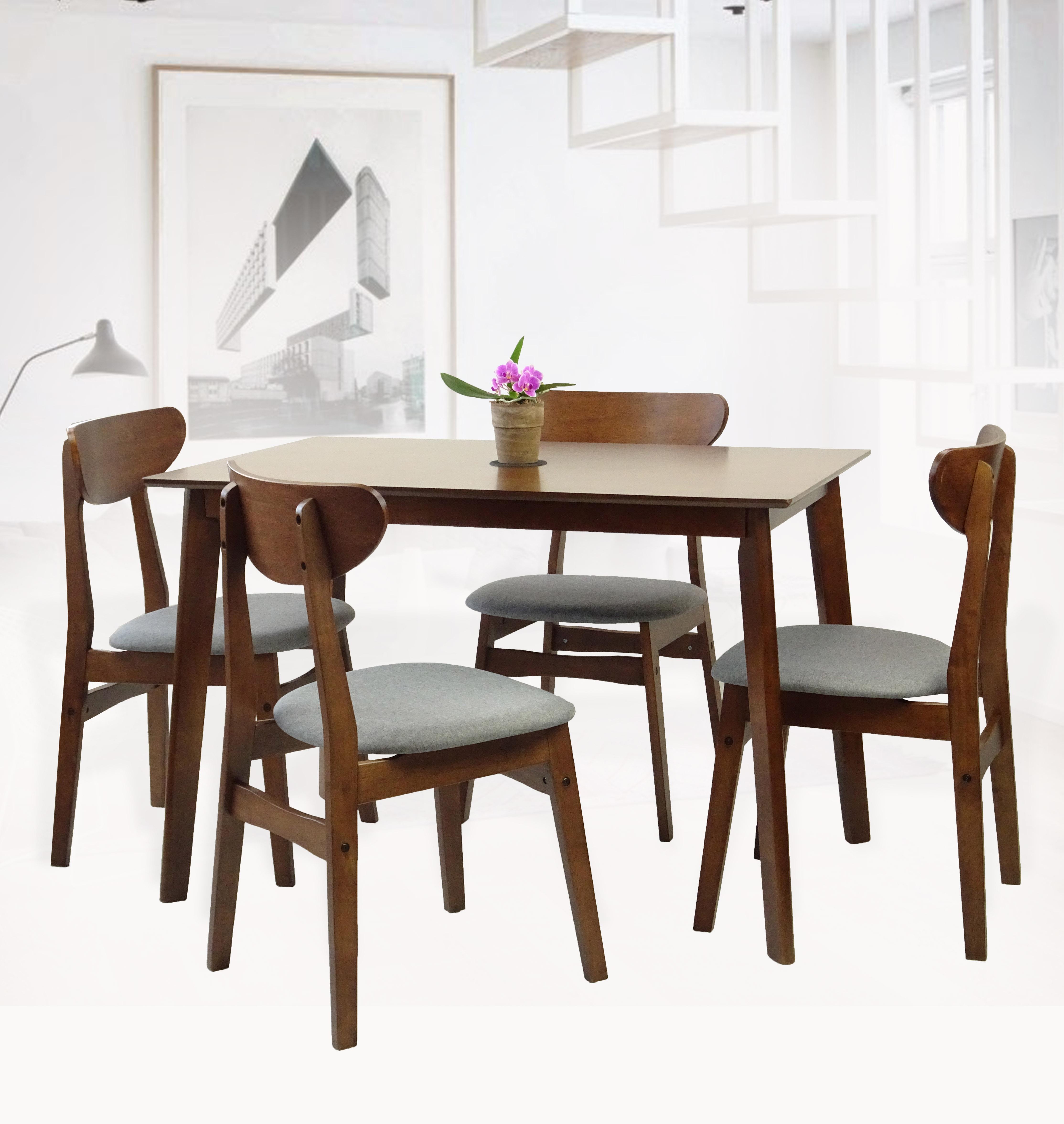 Rattan Kitchen Table: Buy Rattan Wicker Furniture Set Of 5 Dining Kitchen