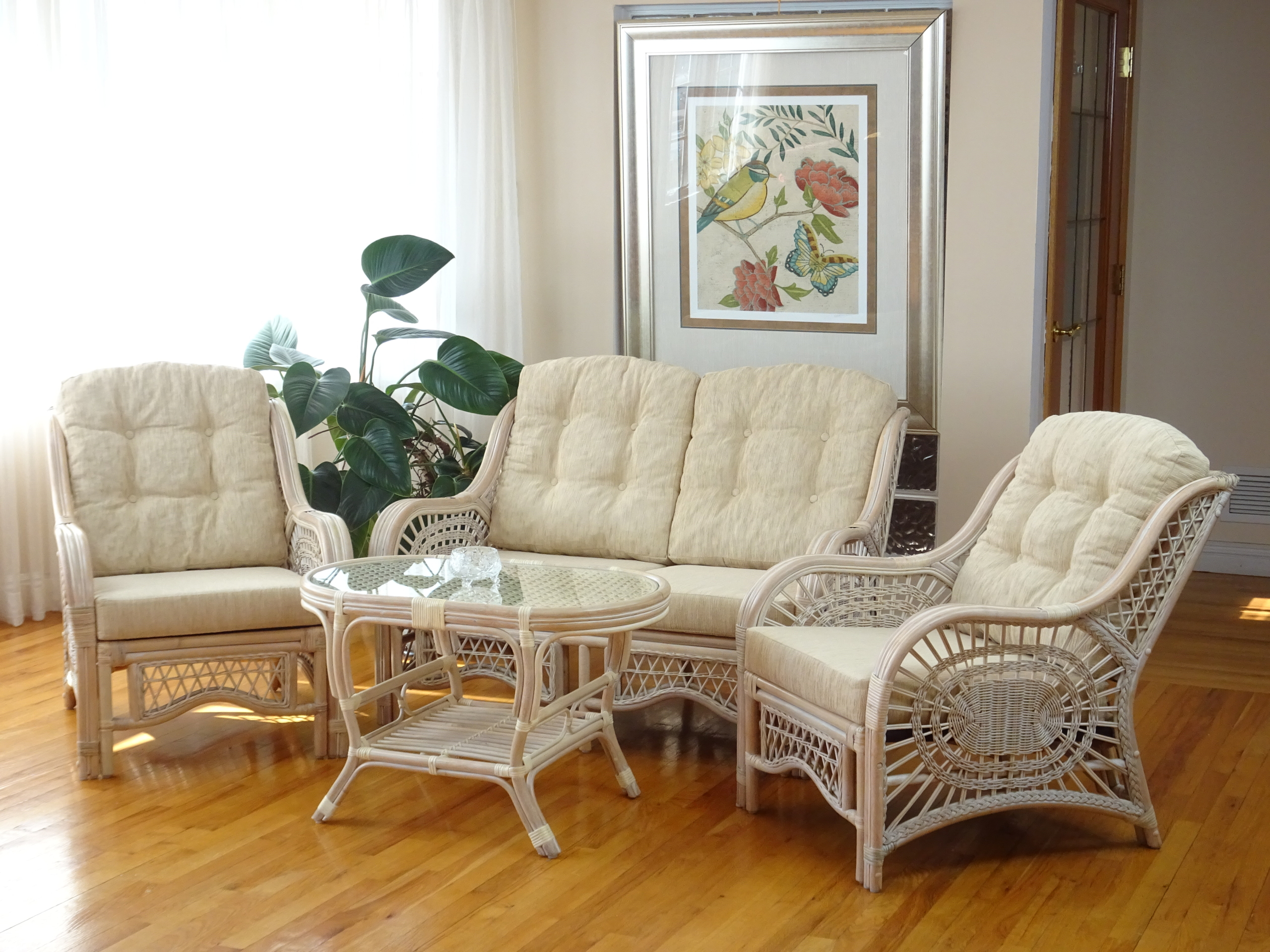 Malibu 4-pc. Living room Set