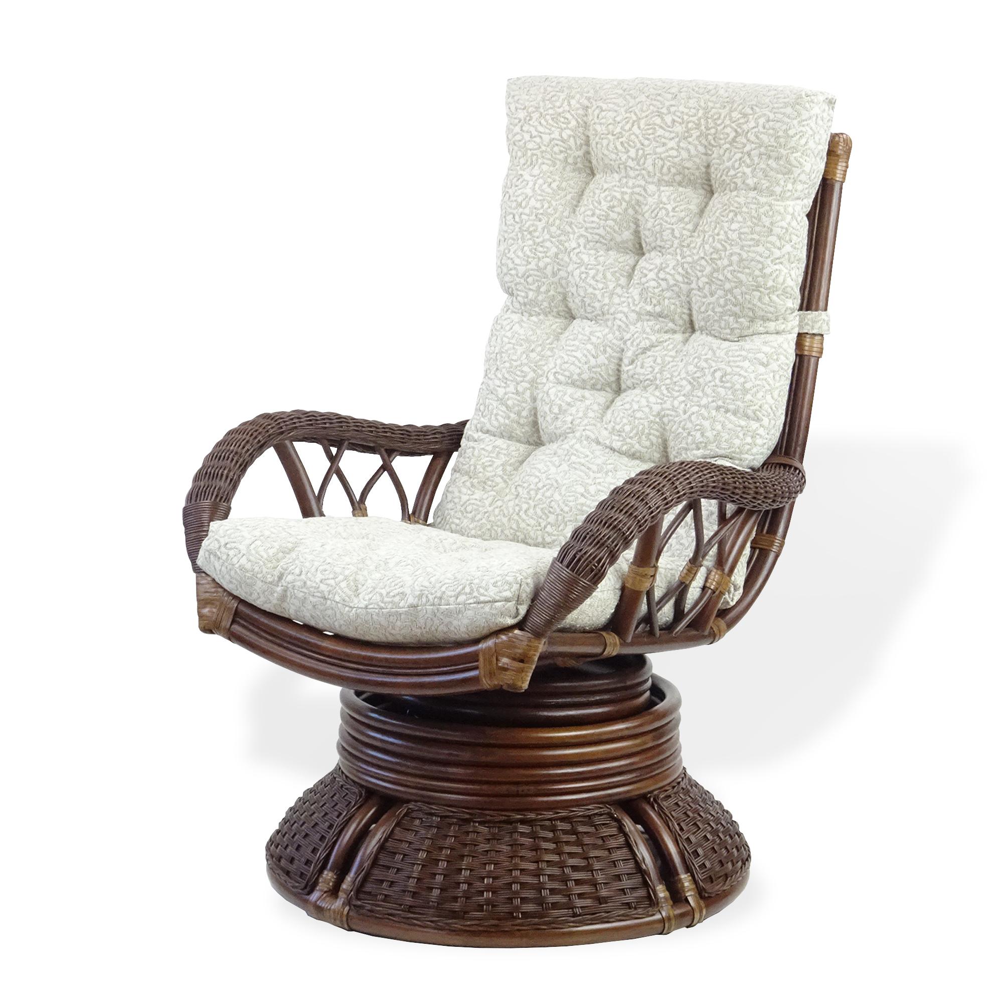 Alexa Swivel Rocking Chair